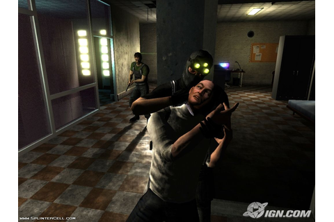 Splinter Cell Double Agent Rip PC Game Free Download 2.8GB ...