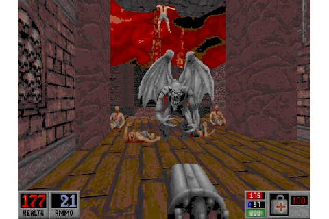 Blood Download (1997 Arcade action Game)