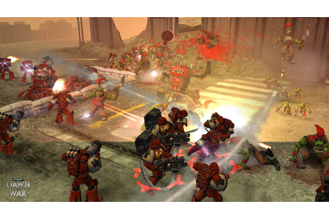 Warhammer® 40,000: Dawn of War® - Game of the Year Edition ...