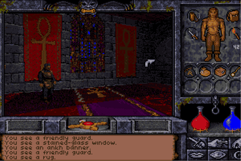 Ultima Underworld II: Labyrinth of Worlds - My Abandonware