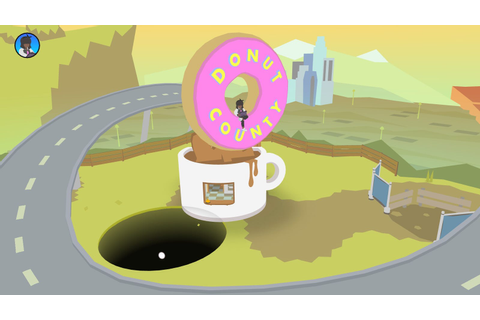 Donut County, A Game About Being A Bottomless Hole, Is Fun ...