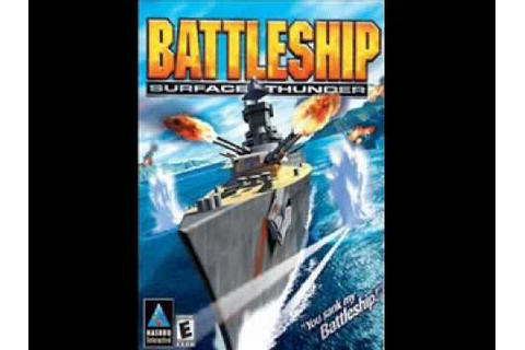 Classic Game Intros - Battleship: Surface Thunder - YouTube