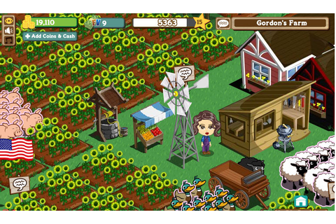 FarmVille Looks to Expand Beyond Facebook - AOL News