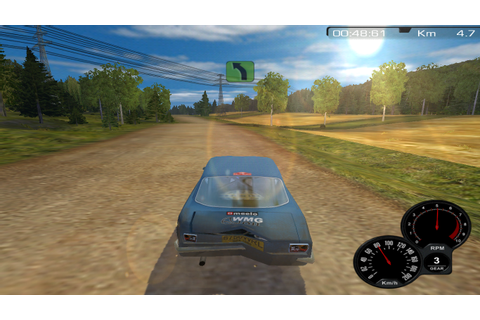 Rally Trophy - Old Games Download
