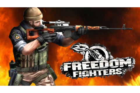 Freedom Fighters Game For PC Download - Nivas Tech