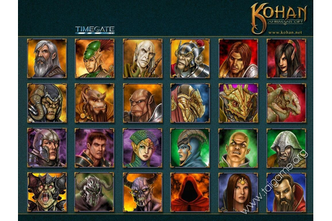 Kohan: Ahriman's Gift - Download Free Full Games ...