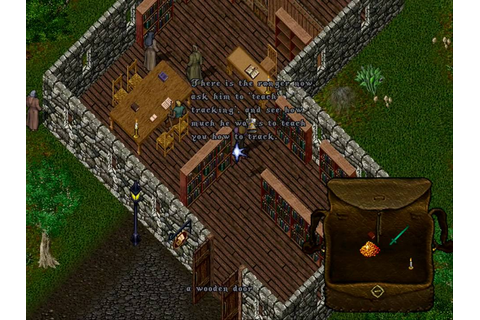 Ultima Online: The Second Age Demo - YouTube