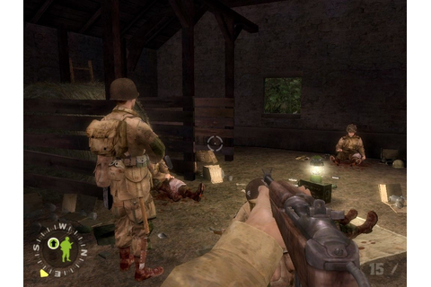 Brothers in Arms: Earned in Blood (Windows) - My Abandonware