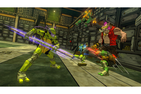 The new TMNT game feels like a proper successor to arcade ...