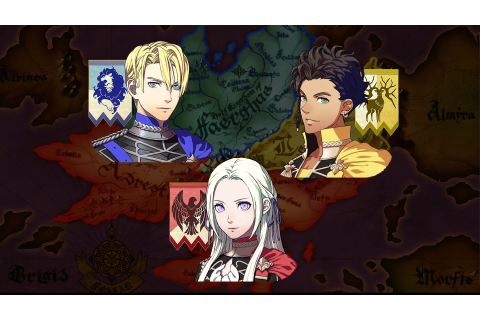 Fire Emblem Three Houses Release Date, Gameplay ...