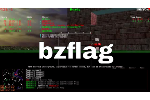 bzflag - online multiplayer working - portable free game ...