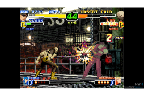 The King of Fighters 2000 - Game - Nintendo World Report