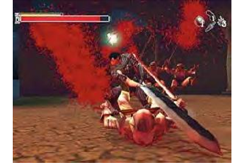 Sword of the Berserk: Guts' Rage Review - GameRevolution