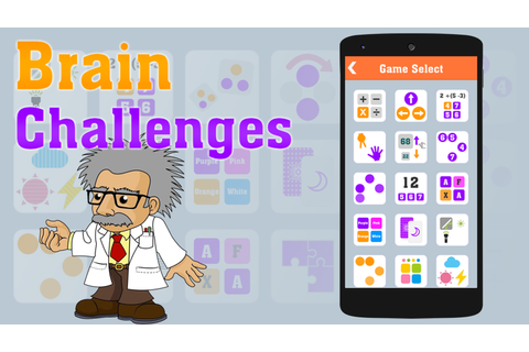 Brain Challenge - Game Trainer - Android Apps on Google Play
