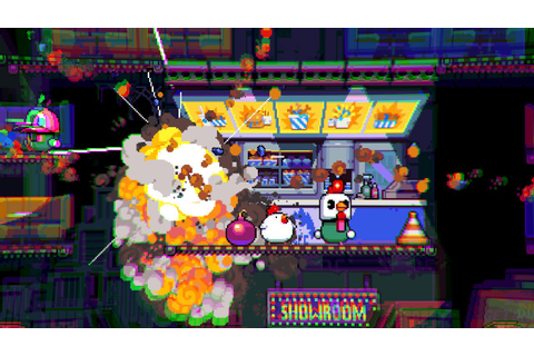 Review: Bomb Chicken (Switch)