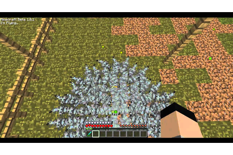 Minecraft - Killing 300+ Silverfish in 1 Minute (Sped Up ...