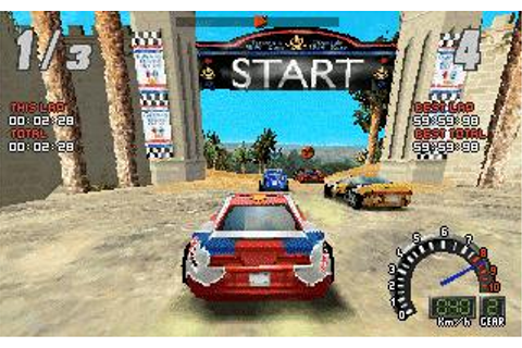 Screamer 2 Download (1996 Sports Game)