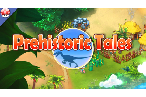 Prehistoric Tales Gameplay (PC HD) - YouTube