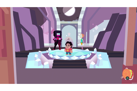 Cartoon Network's Steven Universe Save the Light Game Gets ...