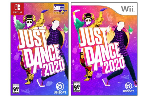 Just Dance 2020 boxart - Nintendo Everything