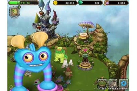 My Singing Monsters Game - Download and Play Free Version!