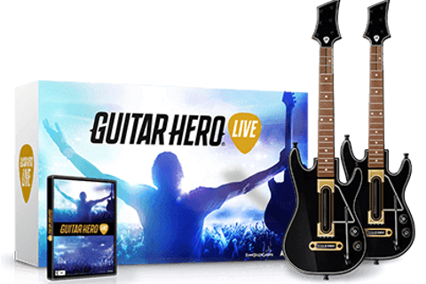 Guitar Hero Live (Video Game Review) - BioGamer Girl