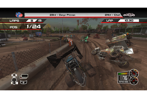Amazon.com: World Of Outlaws Sprint Cars - Xbox 360: PC ...