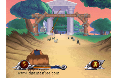 Download Disney Hercules PC Game Free Full Version ...