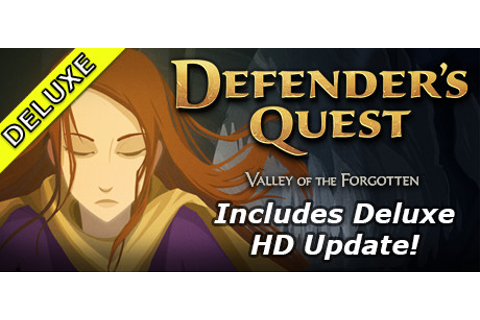 Defenders Quest Valley of the Forgotten Deluxe Edition ...