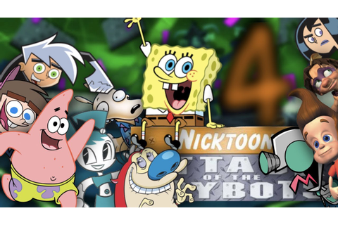 Nicktoons: Attack of The Toybots (ENDING) - YouTube