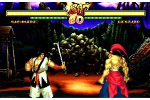 Samurai Shodown V Game Download