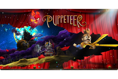 Lovely PS3 Exclusive Puppeteer Getting a Demo in Japan ...