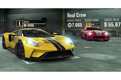 CSR Racing su Qwant Games