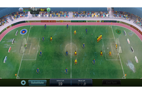 Football Tactics and Glory PC Game Free Download