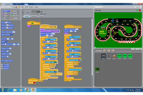 Scratch game design | sukhman