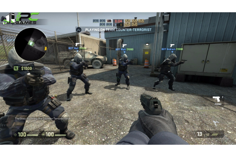 Counter Strike Global Offensive PC Game Free Download
