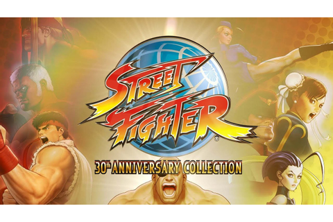 Street Fighter 30th Anniversary Collection – Announcement ...