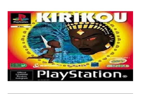 LETS PLAY - KIRIKOU - PS1 - PART 4 - THE FOREST - YouTube