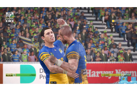 Rugby League Live 4 - Online - The Streak Game 4 (Epic ...