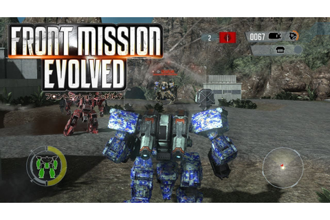 Front Mission Evolved - First Impressions Review - Game ...