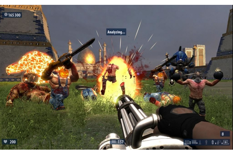 Serious Sam HD The First Encounter Free Download PC Game ...