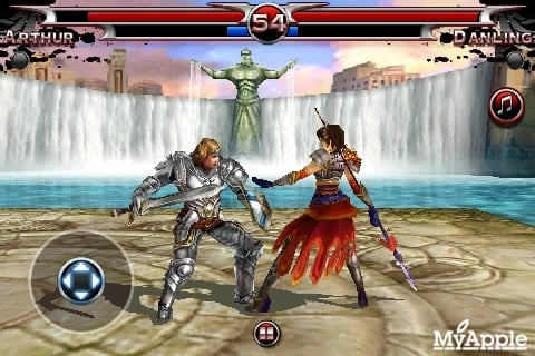 Upcoming 'Blades of Fury' Fighting Game... Yes, also from ...