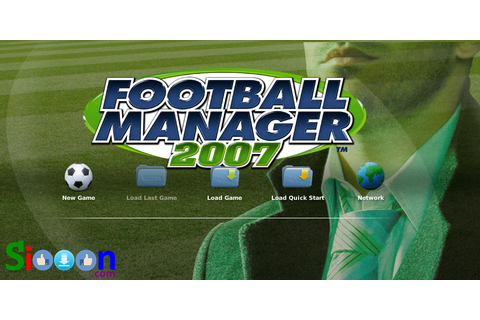 Free Download Game PC Laptop Football Manager 2007 (FM ...