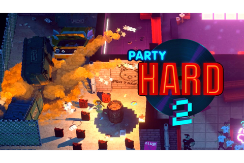 Party Hard 2 Announcement Trailer - YouTube