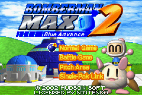Bomberman Max 2 Download Game | GameFabrique