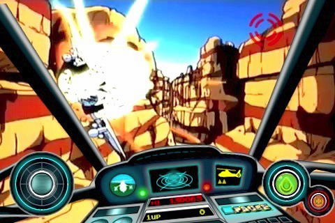 Cobra Command (iOS) – Review | My Brain on Games