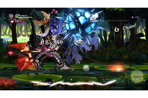 Odin Sphere: Leifthrasir skill system detailed with new ...