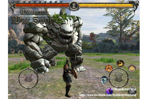Unreal-powered action RPG Wanderer: War Song slashes onto ...