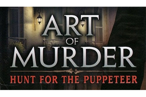Save for Art of Murder: Hunt for the Puppeteer | Saves For ...