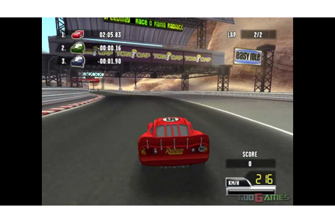 Cars Race O Rama - Gameplay PS2 HD 720P - YouTube